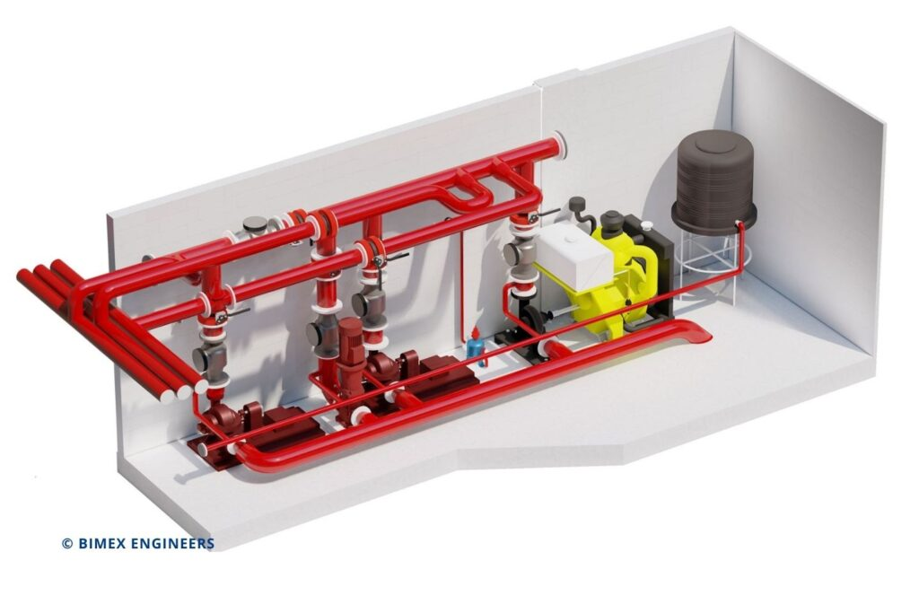 Fire Protection BIM Services