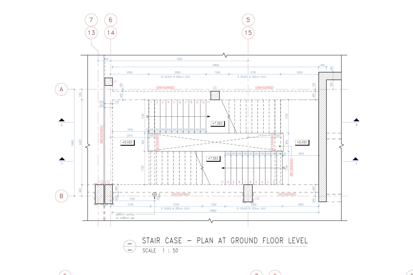 Structural Shop Drawings Services