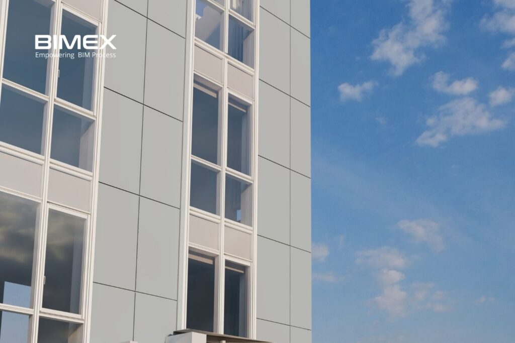 Curtain Wall Modelling